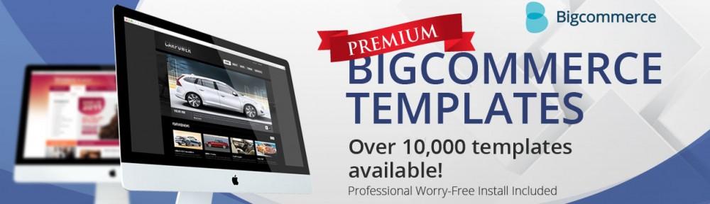 Bigcommerce Templates, Development, Plugins, & SEO